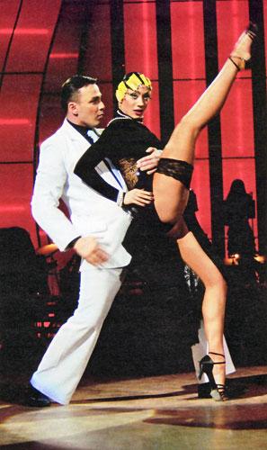 Танцы со звездами эротика