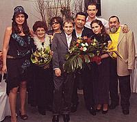 Николай расторгуев с женой наташей