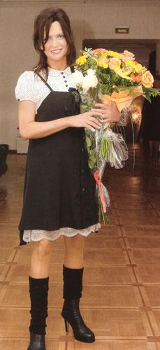 Платья Ольги Дроздовой
