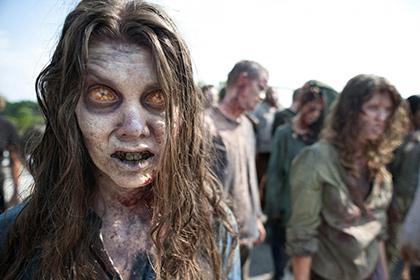 фото из сериала ходячие мертвецы